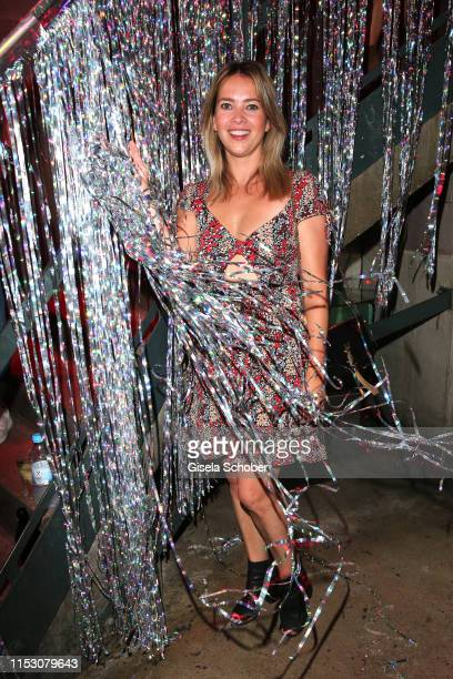 Laura Osswald during the Freder Fredersen by UFA Fiction party at Club Harry Klein on June 30 2019 in Munich Germany