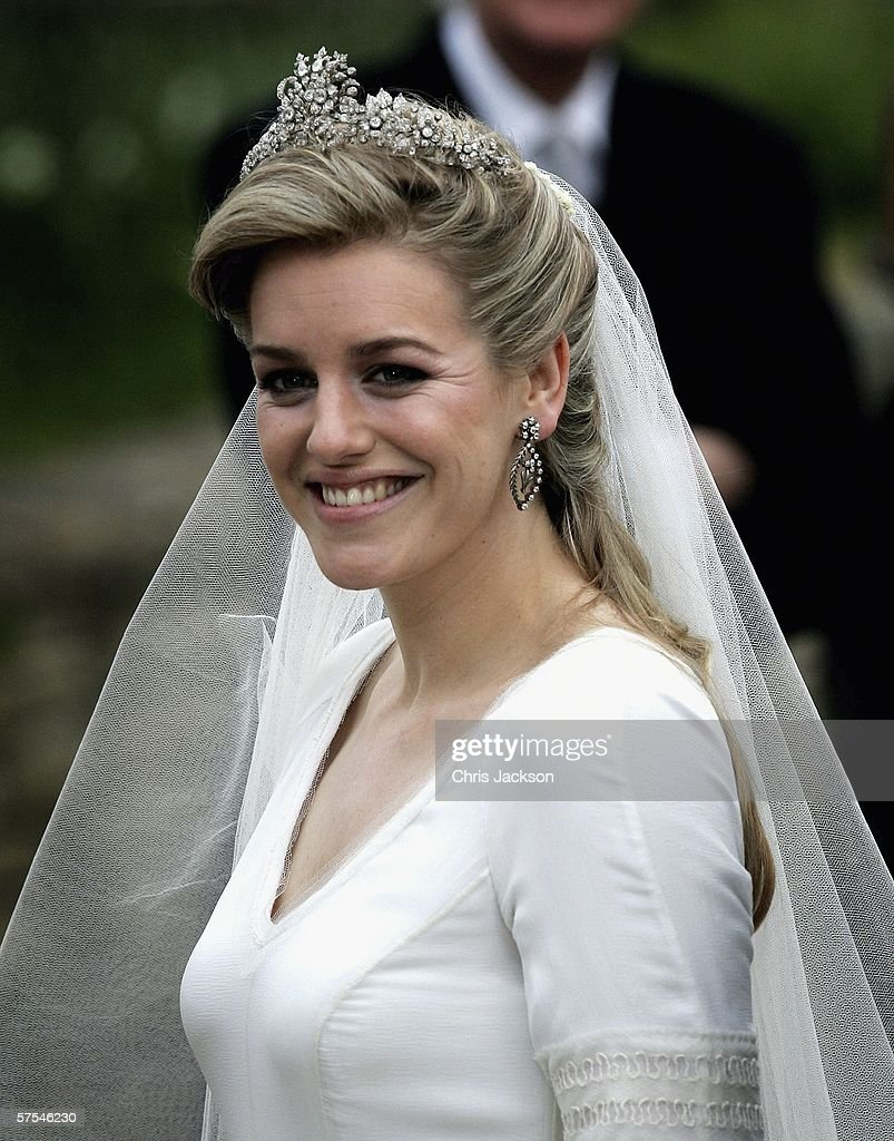 Wedding Of Laura Parker Bowles & Harry Lopes : News Photo