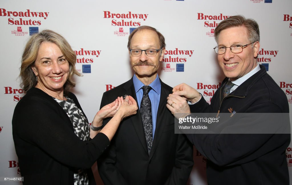 9th Annual Broadway Salutes : News Photo