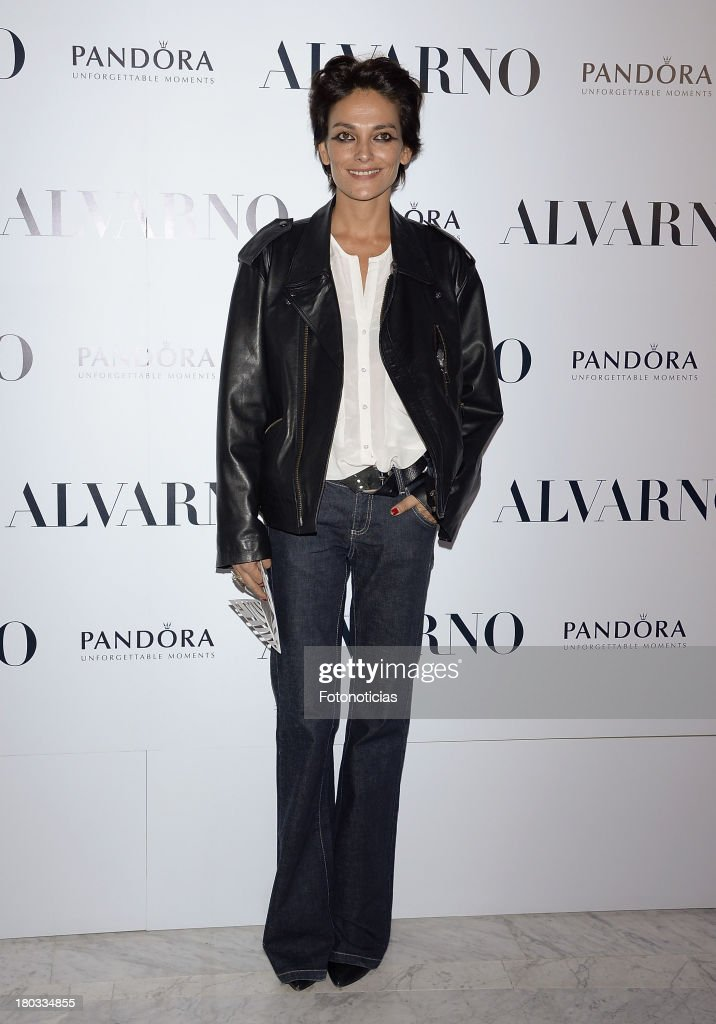 Celebrities Attend Alvarno Fashion Show