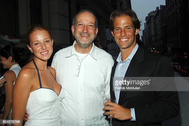 Laura Poretzky, Enrique Norten and Michael Shvo attend JADE JAGGER Celebrates Launch of Chelsea Residential Project, JADE; Design by Jade Jagger at...