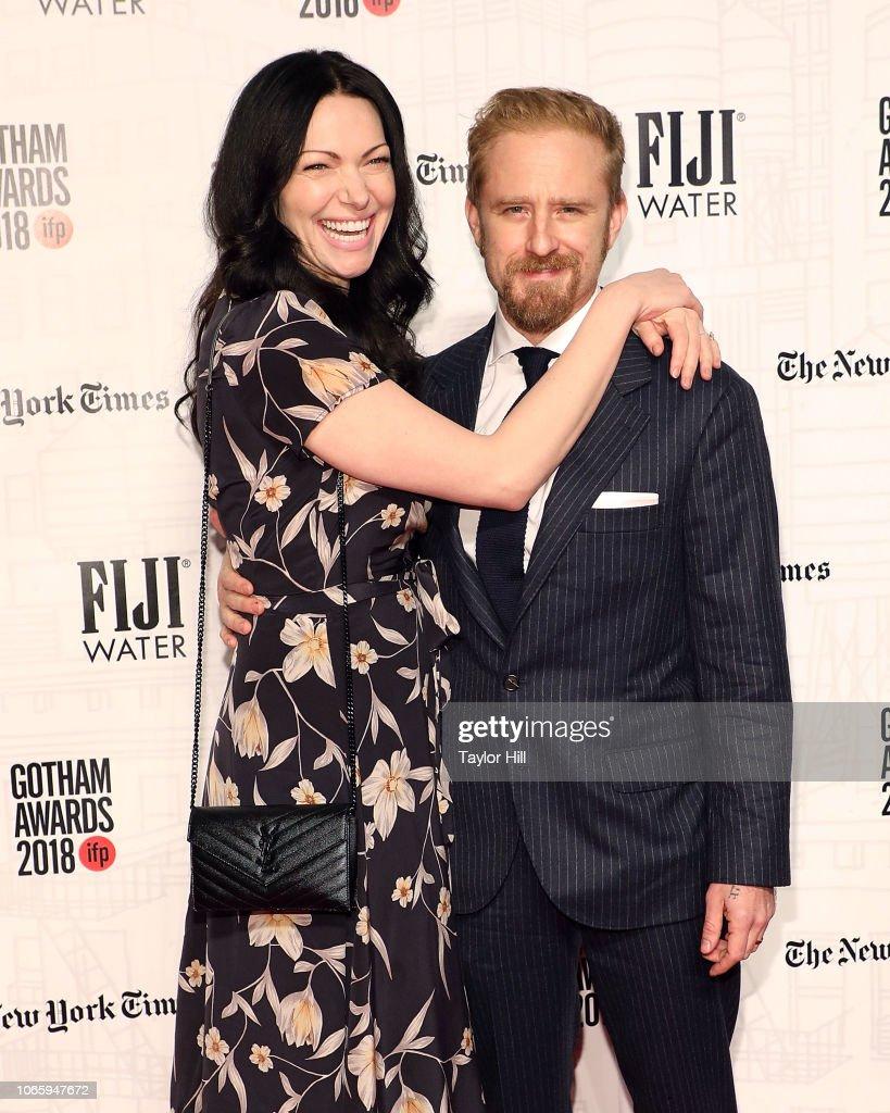 2018 Gotham Awards : News Photo