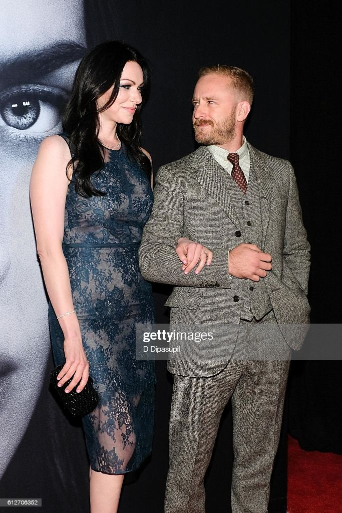 """""""The Girl On The Train"""" New York Premiere : News Photo"""