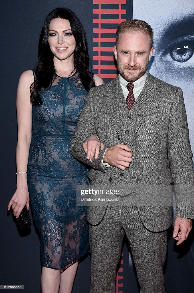 """The Girl On The Train"" New York Premiere"
