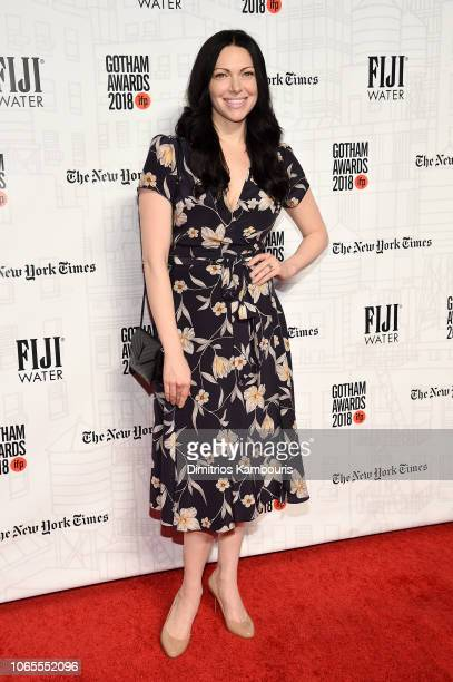 Laura Prepon attends IFP's 28th Annual Gotham Independent Film Awards at Cipriani, Wall Street on November 26, 2018 in New York City.