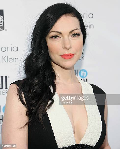 Laura Prepon attends the 2015 Gotham Independent Film Awards at Cipriani Wall Street on November 30 2015 in New York City