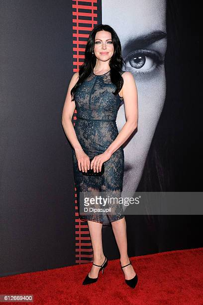 Laura Prepon attends 'The Girl on the Train' New York premiere at Regal EWalk Stadium 13 on October 4 2016 in New York City