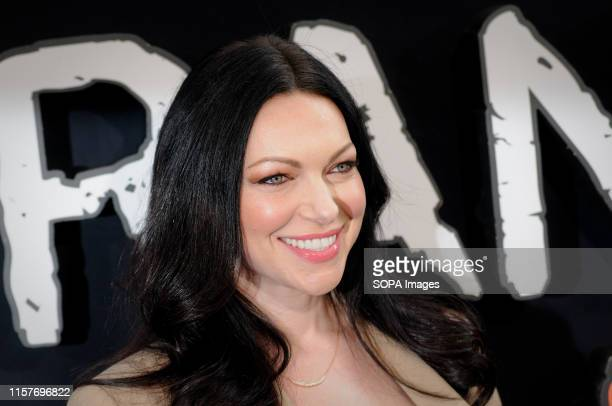 Laura Prepon attends the 'Orange Is The New Black' Final Season Premiere in New York