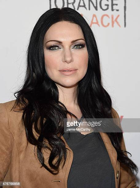 "Laura Prepon attends the ""Orangecon"" Fan Event at Skylight Clarkson SQ. On June 11, 2015 in New York City."