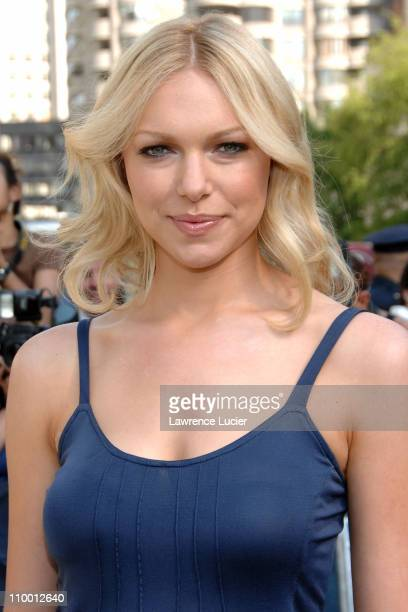 Laura Prepon during 2007 ABC Network UpFront at Lincoln Center in New York City New York United States
