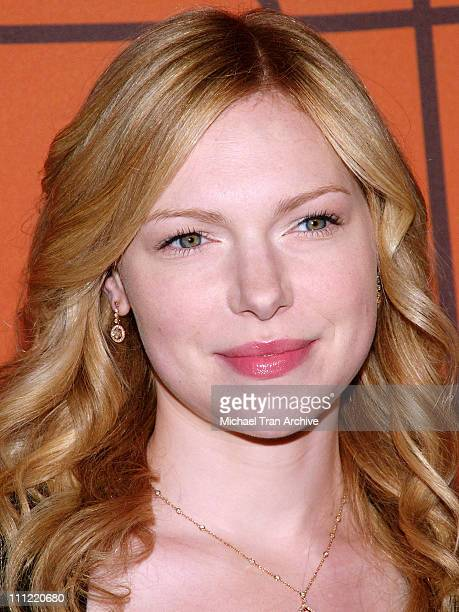 Laura Prepon during 'That 70s Show' Series Wrap Party Arrivals at Tropicana at The Roosevelt Hotel in Hollywood California United States