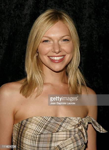 Laura Prepon during The 34th Annual Vision Awards at Beverly Hilton Hotel in Beverly Hills, California, United States.