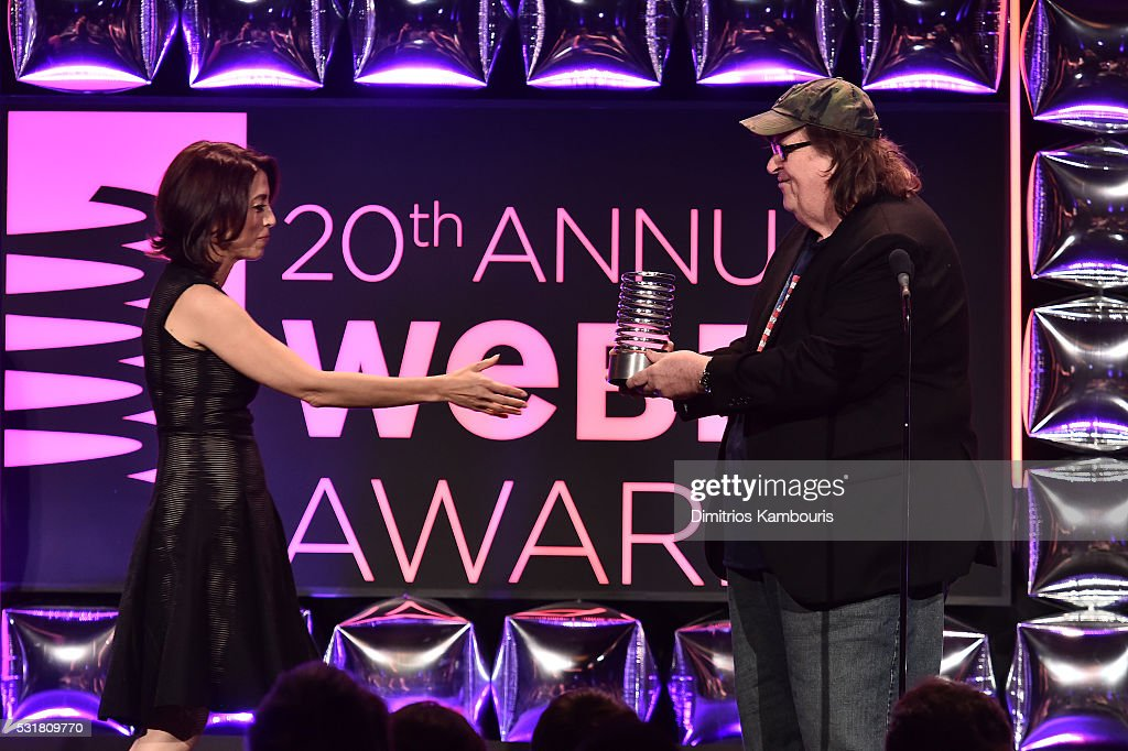The 20th Annual Webby Awards - Inside