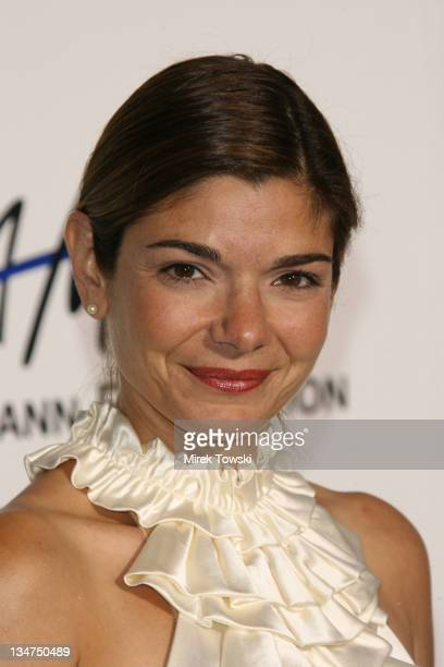 Laura San Giacomo during 3rd Annual Alfred Mann Foundation Innovation and Inspiration Gala at Mann Estate in Beverly Hills California United States