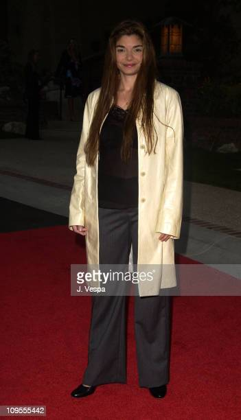 Laura San Giacomo during 3rd Annual Project ALS Spring Benefit Gala Dinner Sponsored by InStyle Arrivals at The Lodge at Torrey Pines in La Jolla...