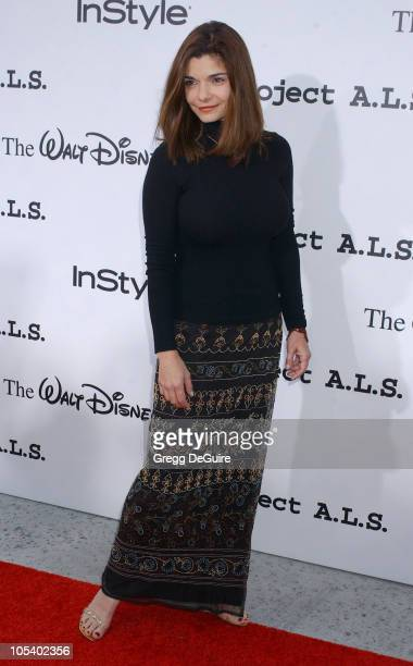Laura San Giacomo during 4th Annual Friends Finding A Cure Gala Benefiting Project ALS at Walt Disney Studios in Burbank California United States