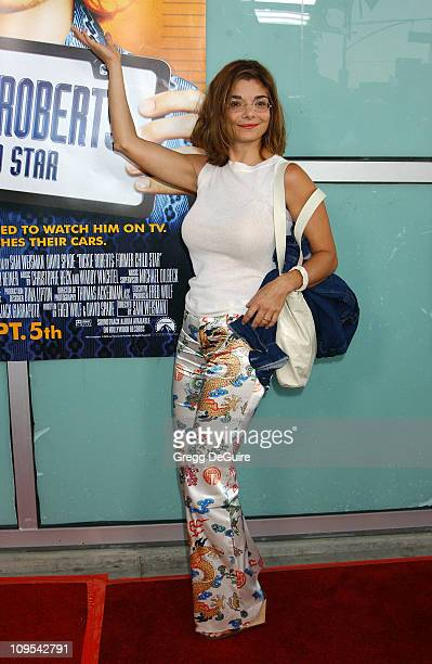 Laura San Giacomo during Dickie Roberts Former Child Star Premiere at Arclight Theater in Hollywood California United States