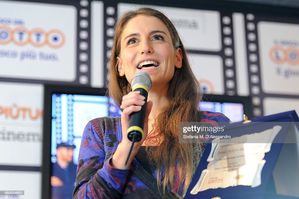 Laura Schettino attends the Casting Awards Ceremony during the 8th Rome Film Festival at the Auditorium Parco Della Musica on November 16, 2013 in Rome, Italy.