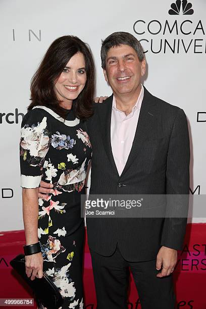 Laura Shell and chairman of Universal Filmed Entertainment Jeff Shell attend the March Of Dimes Celebration Of Babies Luncheon honoring Jessica Alba...