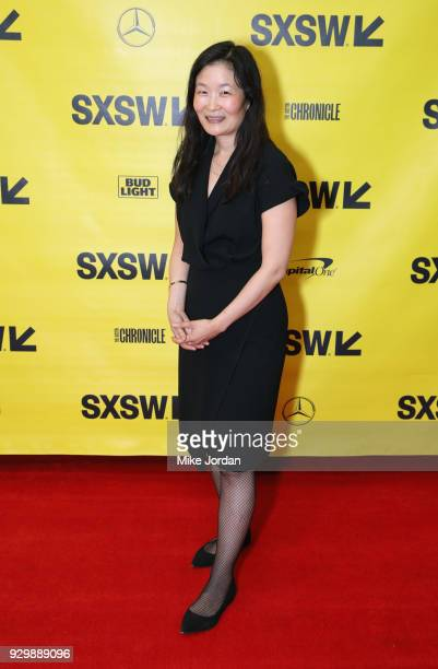 Laura Shin attends Why Etherium is Going to Change the World during SXSW at Austin Convention Center on March 9 2018 in Austin Texas