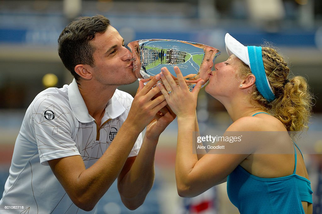 2016 US Open - Day 12 : News Photo