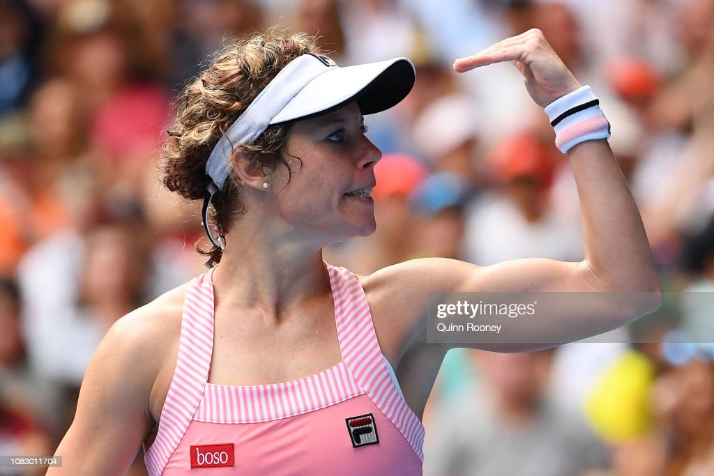 2019 Australian Open - Day 2 : News Photo