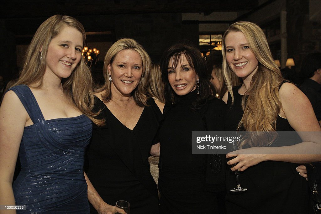 Laura Slade Donna Slade Donna Livingston And Kimball Slade Attend Audi And  Piaget Celebrate The Holidays