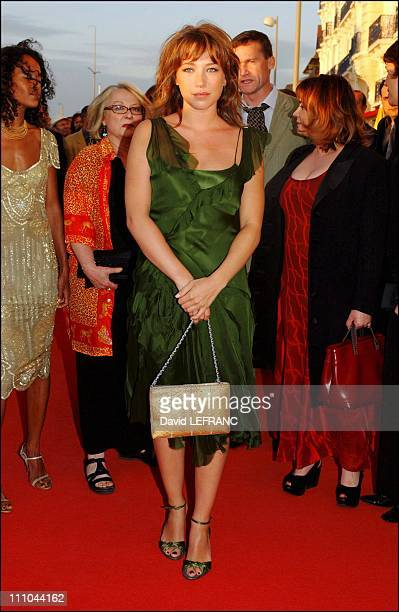 Laura Smet at Cabourg Romantic Film Festival in France on June 12 2004