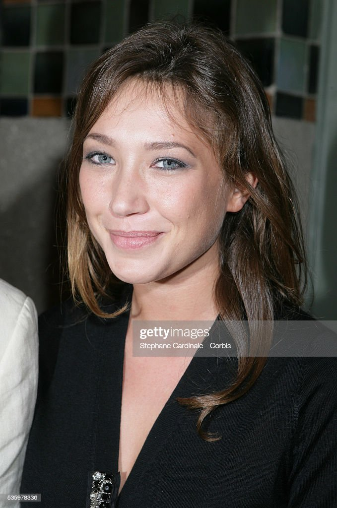 Laura Smet at the 'Cartier Party' at the 31st American Deauville Film Festival.