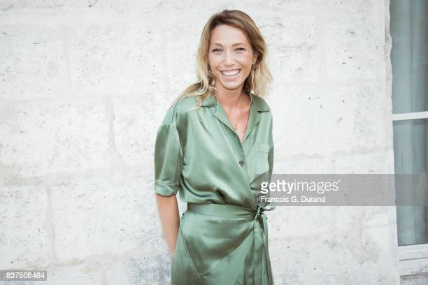 Laura Smet attends the 10th Angouleme FrenchSpeaking Film Festival on August 22 2017 in Angouleme France