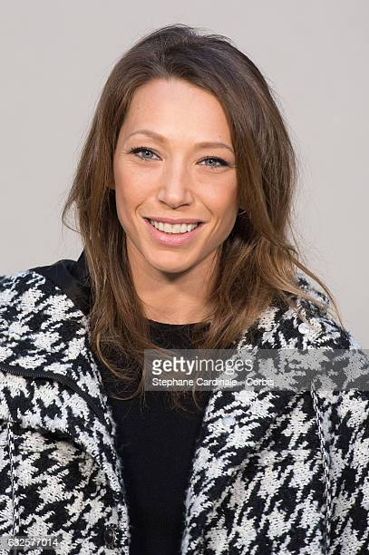 Laura Smet attends the Chanel Haute Couture Spring Summer 2017 show as part of Paris Fashion Week on January 24, 2017 in Paris, France.