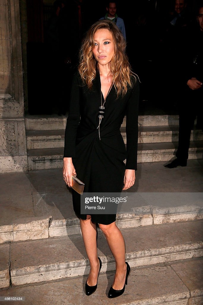 Lanvin : Outside Arrivals - Paris Fashion Week Womenswear Spring/Summer 2015