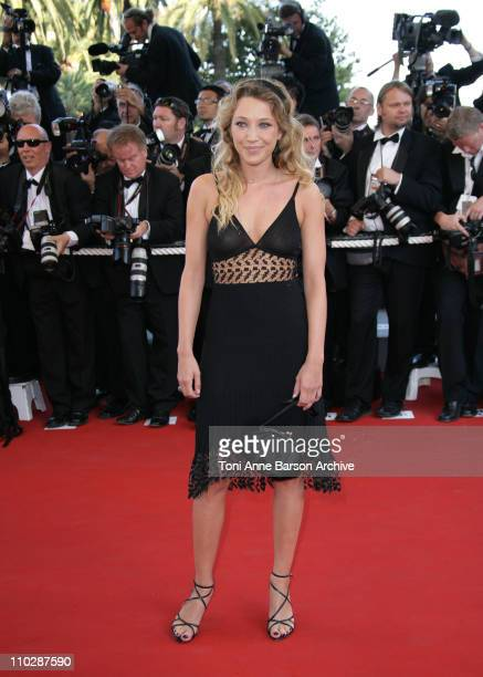 Laura Smet during 2006 Cannes Film Festival 'Marie Antoinette' Premiere at Palais des Festival in Cannes France