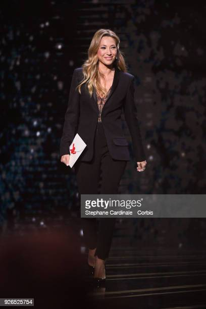 Laura Smet during the ceremony of the Cesar Film Awards 2018 at Salle Pleyel on March 2 2018 in Paris France
