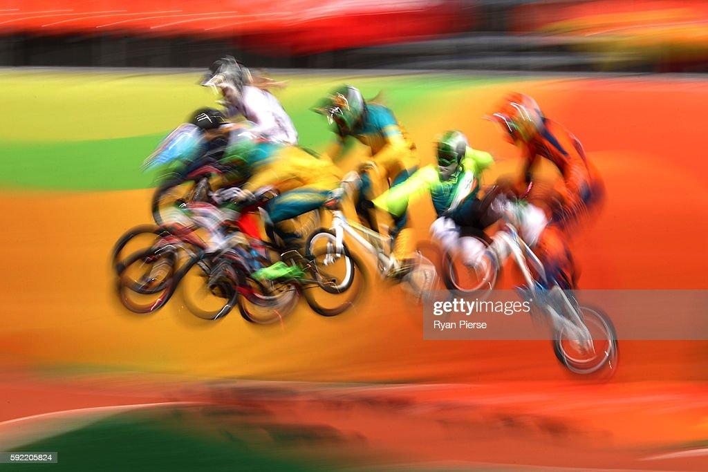 Cycling - BMX - Olympics: Day 14