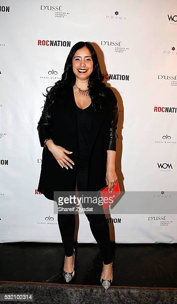 Laura Stylez at Angie Martinez My Voice A Memoir Book Launch Party on May 17 2016 in New York City