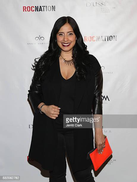 Laura Stylez attends Angie Martinez My Voice A Memoir book launch party on May 17 2016 in New York City
