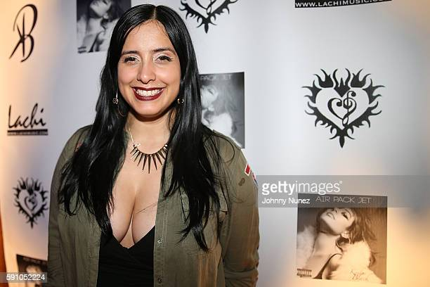 Laura Stylez attends Kendra Black Album Release Party at Webster Hall on August 16 2016 in New York City