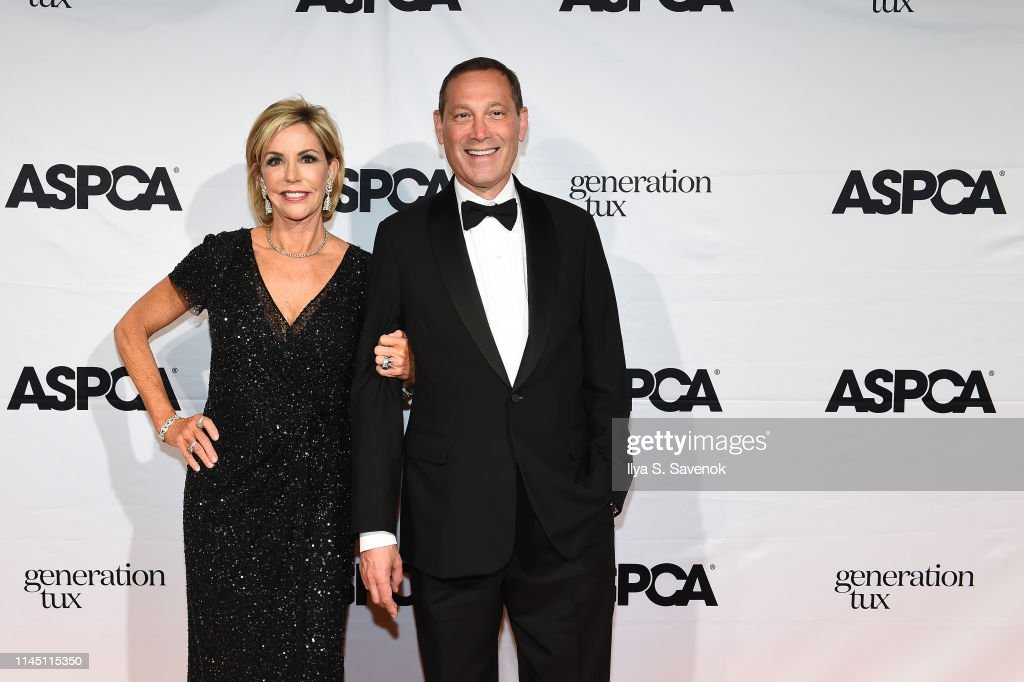 NY: ASPCA Hosts 22nd Annual Bergh Ball Honoring David Patrick Columbia - Arrivals
