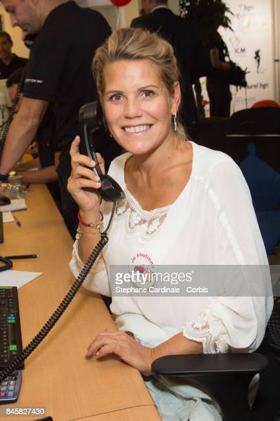 Laura tenoudji pictures and photos getty images - Laura du web enceinte ...