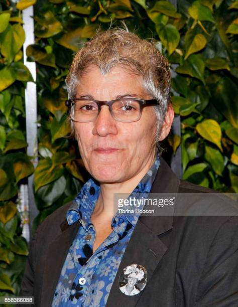Laura Teodosio attends the screening of Netflix's 'The Death And Life Of Marsha P Johnson' at NETFLIX on October 4 2017 in Los Angeles California