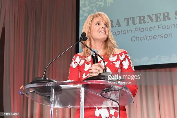 Laura Turner Seydel attends 25th Annual Captain Planet Foundation Gala at Intercontinental Buckhead on December 9 2016 in Atlanta Georgia