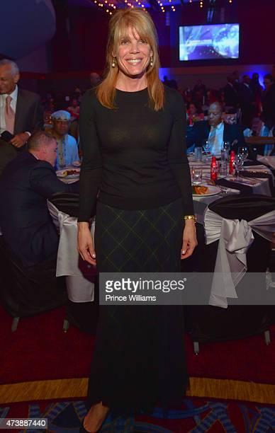 Laura Turner Seydel attends Inaugural Andrew J Young Leadership Awards Birthday Tribute at Atlanta Marriot Marquis on May 17 2015 in Atlanta Georgia