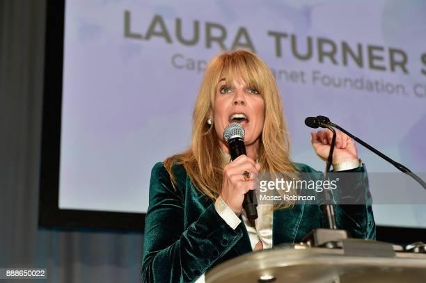 Laura Turner Seydel attends the 2017 Captain Planet Foundation Gala at InterContinental Hotel Buckhead Atlanta on December 8 2017 in Atlanta Georgia