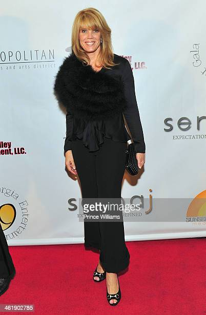 Laura Turner Seydel attends the 2nd annual Georgia Entertainment gala at Georgia World Congress Center on January 11 2014 in Atlanta Georgia
