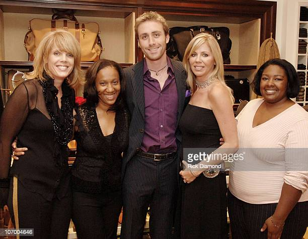 Laura TurnerSeydel Cathy Poteat Philippe Cousteau Jr Michele Mase and Jessica Ayers