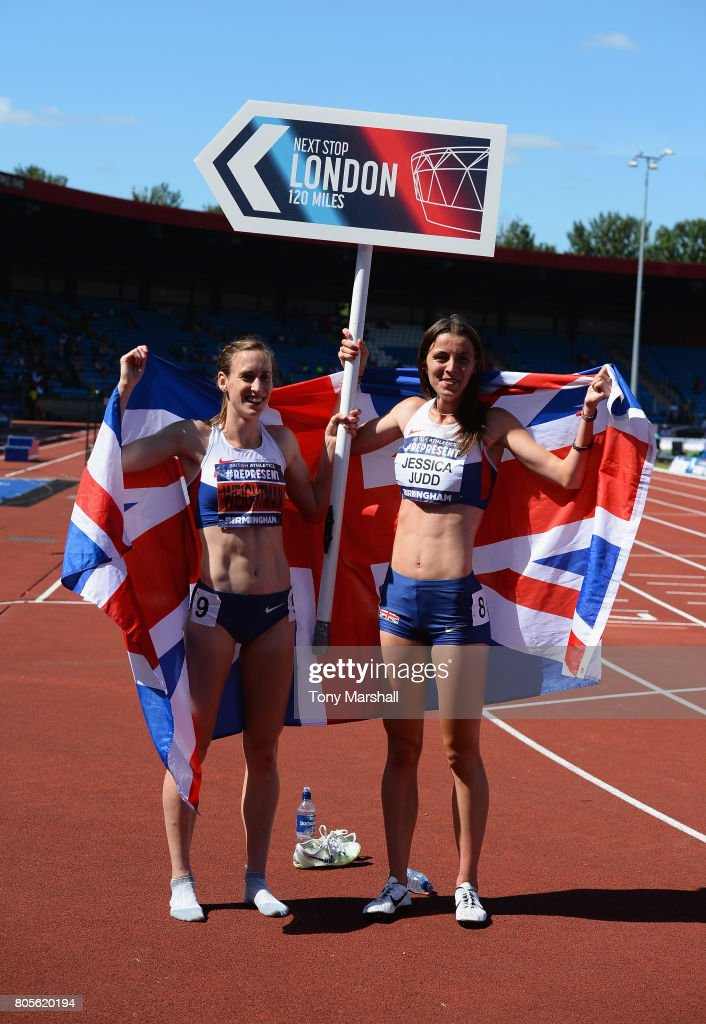 British Athletics World Championships Team Trials - Day Two : News Photo