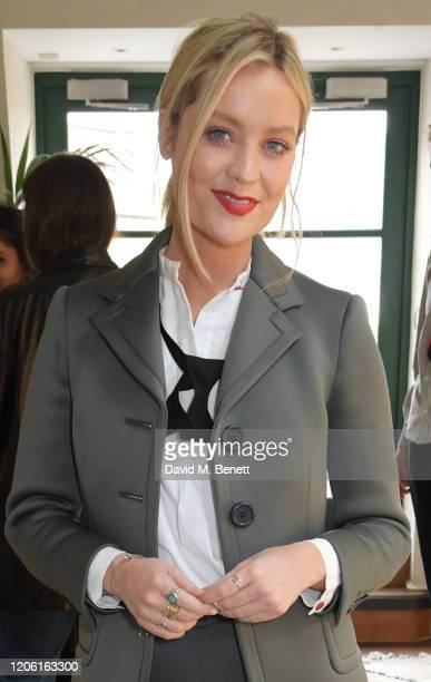 Laura Whitmore attends AllBright's inaugural BrightList Awards 2020 at allfemale members club The AllBright Mayfair on March 9 2020 in London England