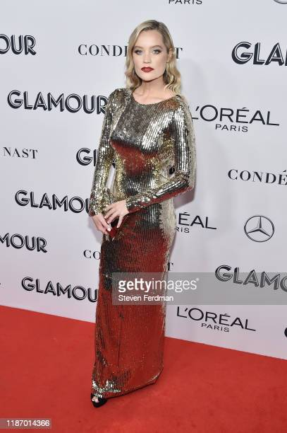 Laura Whitmore attends the 2019 Glamour Women Of The Year Awards at Alice Tully Hall on November 11, 2019 in New York City.