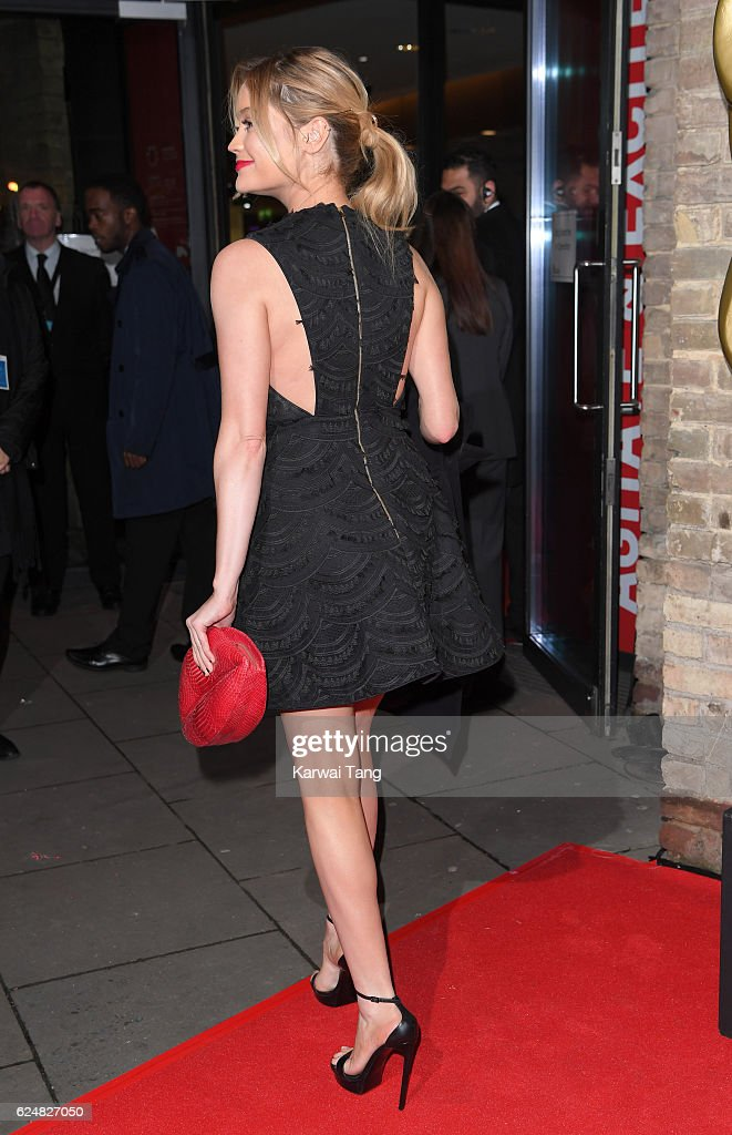 Laura Whitmore attends the BAFTA Children's Awards at The Roundhouse on November 20, 2016 in London, England.